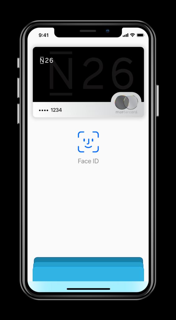 Σύνδεση μέσω Touch ID ή Face ID