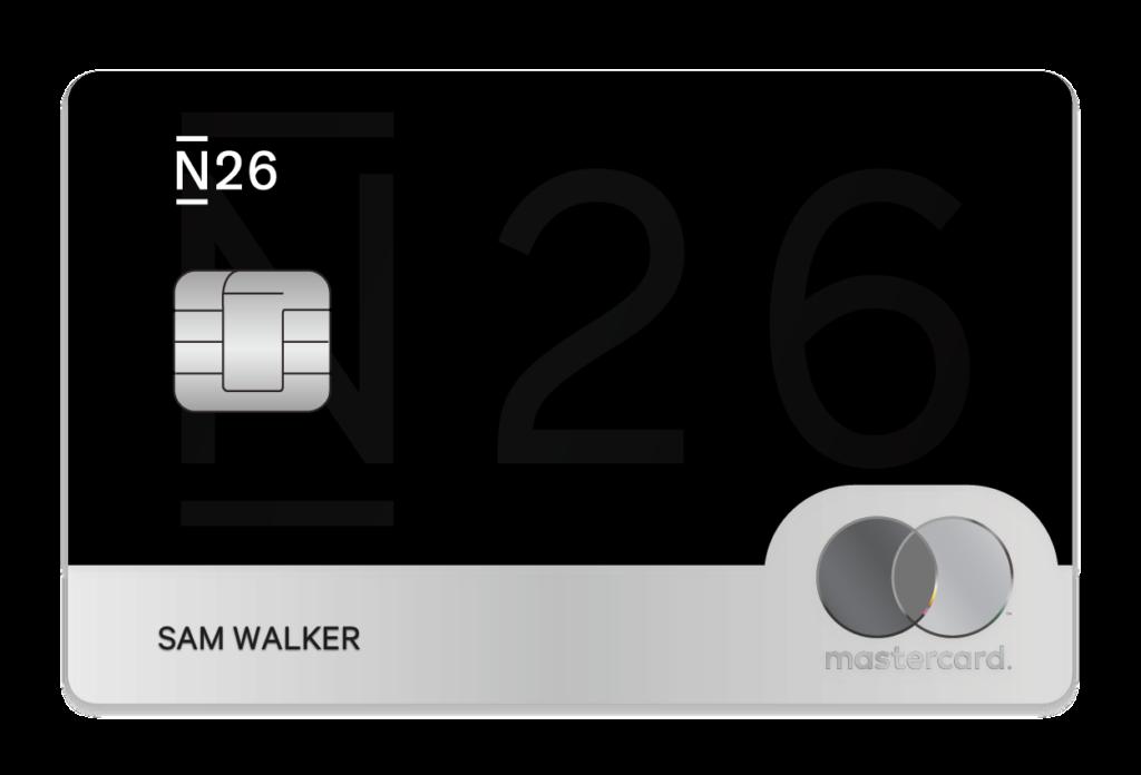 N26 You - €9.90 /μήνα