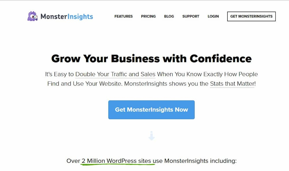 Απαραίτητα Plugins για Blog σε WordPress - Monster Insights Plug In