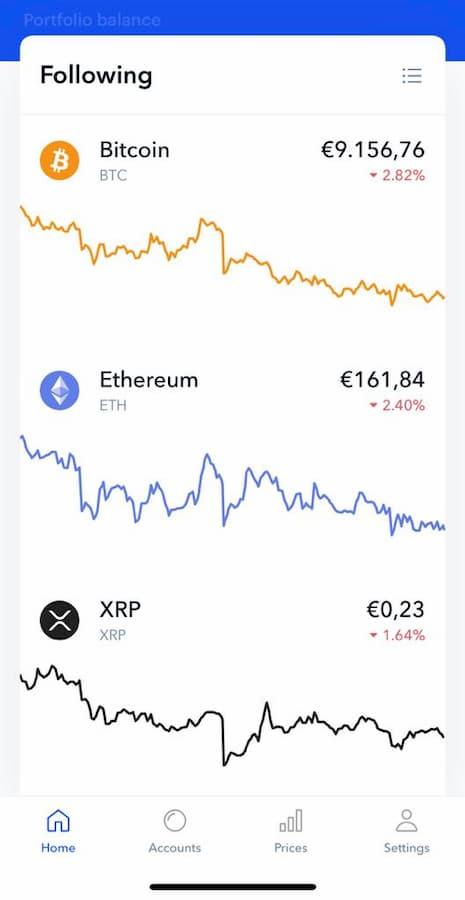 Αγορά Bitcoin από το Coinbase με Κάρτα - Βήμα 1