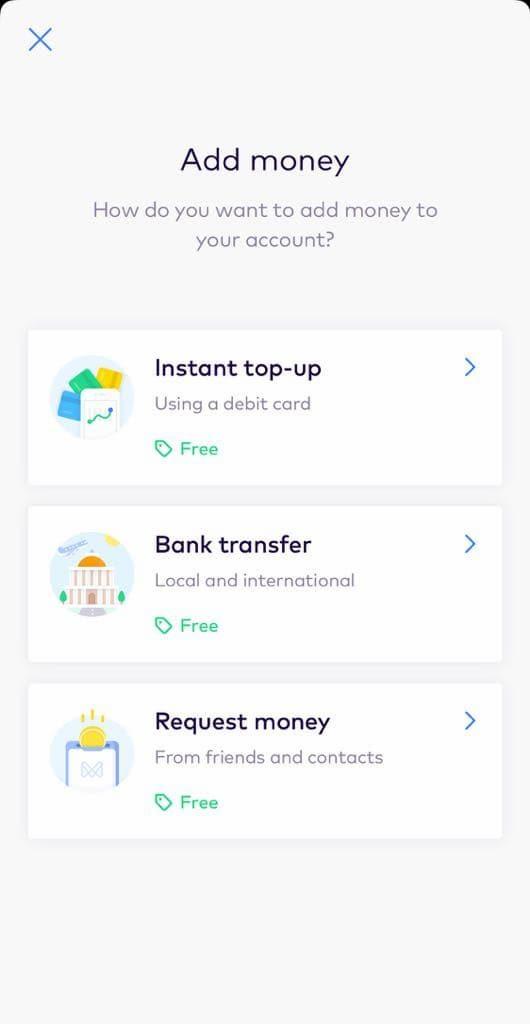 Πώς Μπορώ να Στείλω Χρήματα στον Λογαριασμό μου