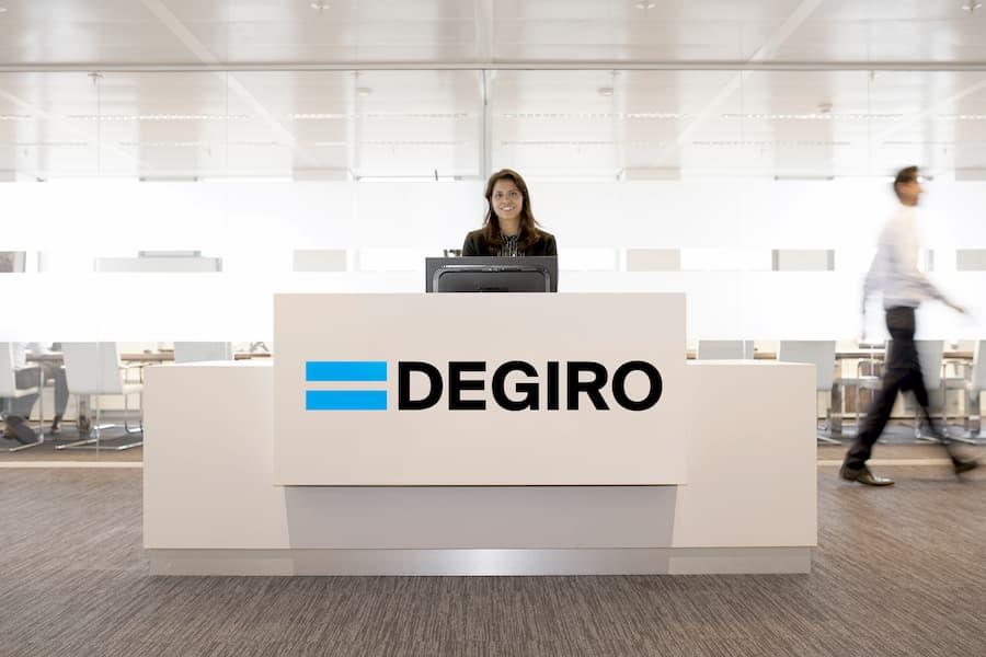 Τι είναι η Degiro;