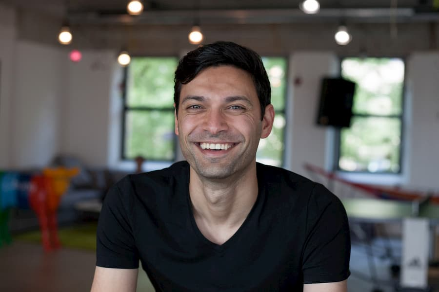 Ali Niknam Ιδρυτής & CEO της Ψηφιακής Τράπεζας Bunq