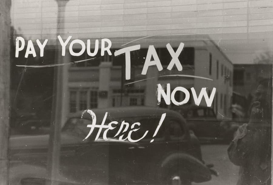 Πλήρωσε τους φόρους σου