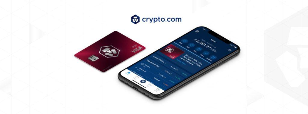 Αγορά Bitcoin μέσω Crypto.com βήμα προς βήμα