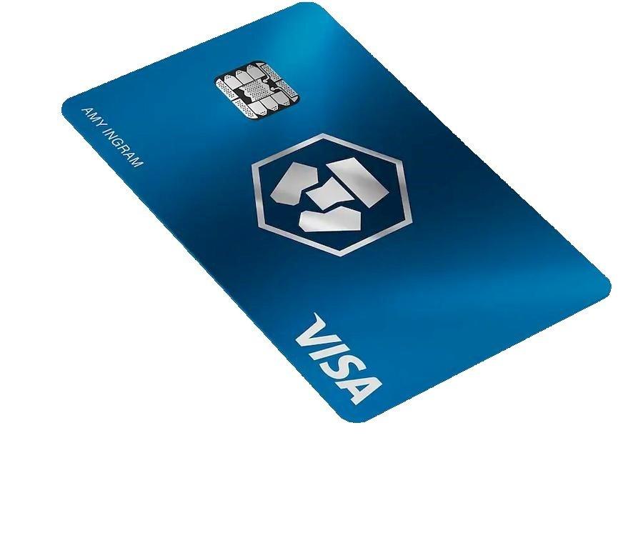 Midnight Blue Visa Card (Δωρεάν)