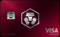 Ruby Steel Visa Card