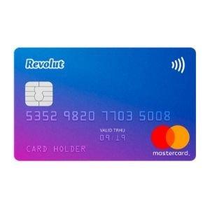 Κάρτα Revolut Δωρεάν