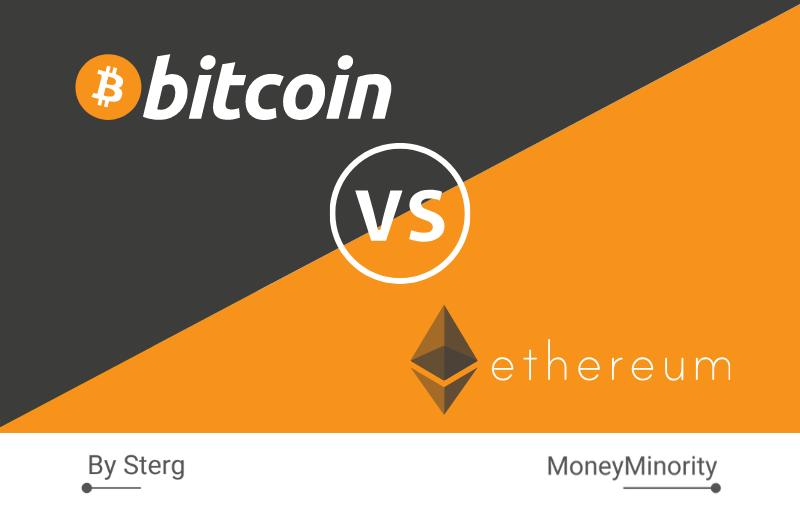 θα πρέπει να επενδύσει στο Bitcoin ή Ethereum