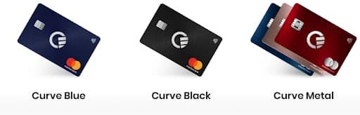 Curve Κάρτες: Τιμές και Προνόμια
