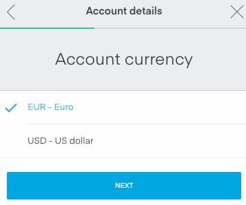 Βασικό Νόμισμα Λογαριασμου Trading212