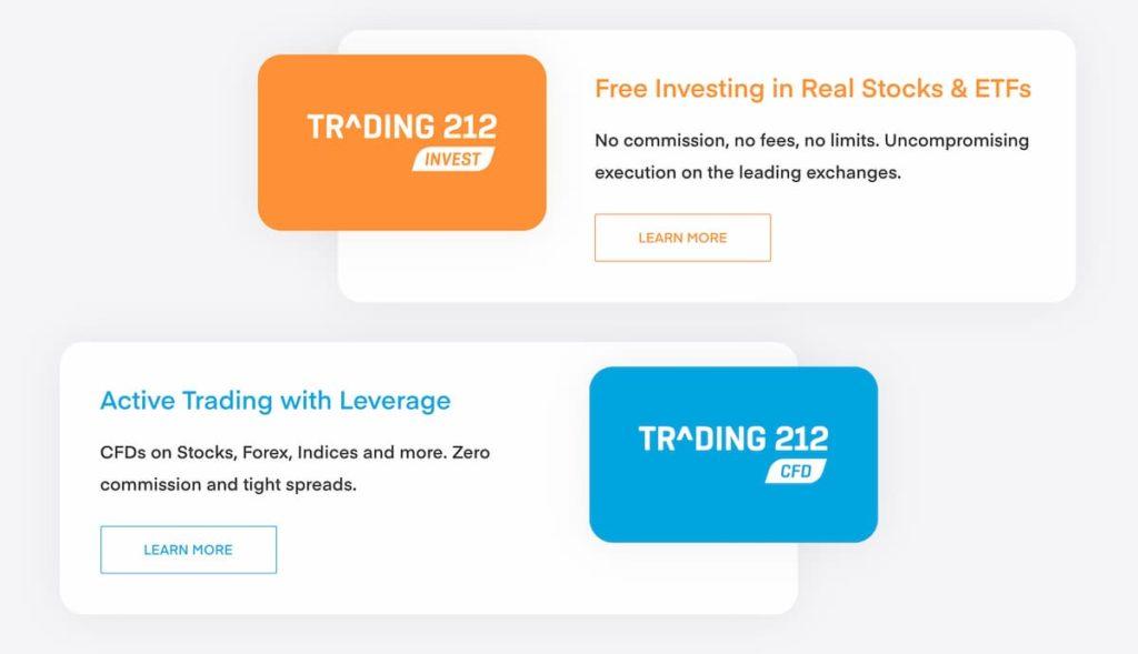 Επενδύσεις και Trading στην Trading212