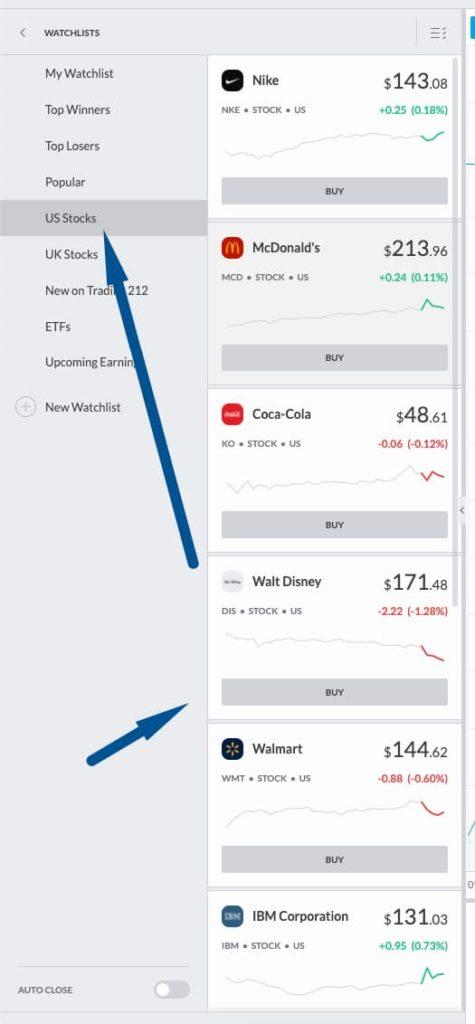 Πως να αγοράσω μετοχές στην Trading212