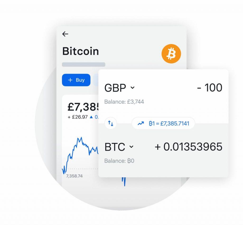 Αγορα Bitcoin μέσω Revolut